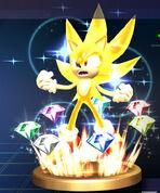 Super Sonic Trophy