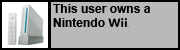 Userbox- Wii