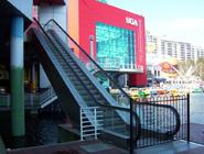 SWS entrance