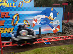 Sonic spinball alton towers 1