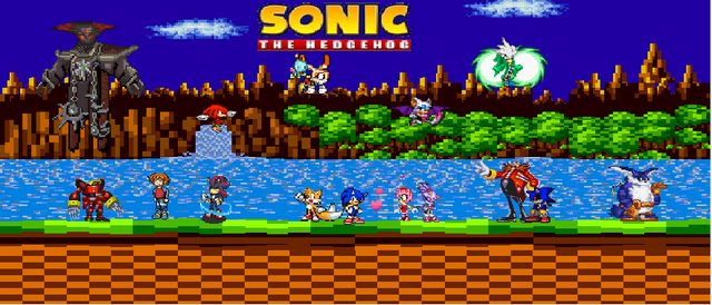 File:Sonic the Hedgehog Sprite Comic Book Main Image.PNG