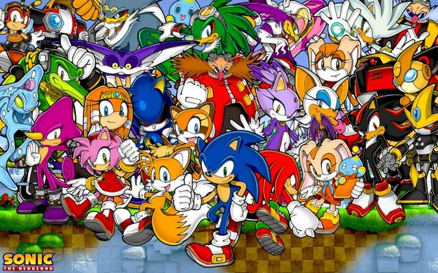 File:Sonic the hedgehog and friends wallpaper by sonicthehedgehogbg-d5x341d-670x418.jpg