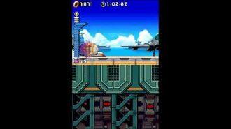 DesMuMe Sonic Rush Huge Crisis Act 1 - Blaze, 1080p 60FPS