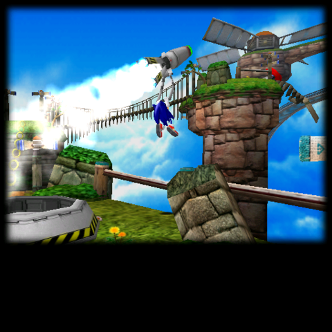 File:Sonic Adventure Credits (Sonic 05).png