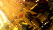 Excalibur's hilt