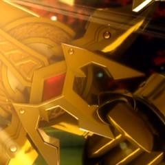La empuñadura de Excalibur.