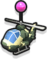 Helicopter - Camouflage