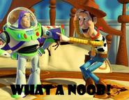 WHAT A NOOB