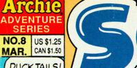 Archie Sonic the Hedgehog Issue 8
