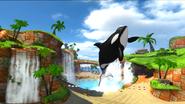 Loading Screen - Seaside Hill - Whale Lagoon