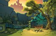 Onxy City concept artwork 2