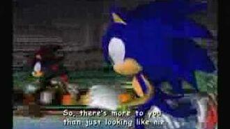 (Sonic Adventure 2 Battle) Hero 28) Sonic Vs. Shadow