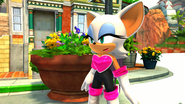 Sonic Generations Rouge 4