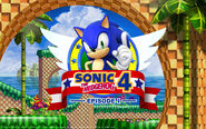 Sonic The Hedgehog 4 - Episode 1- Wallpaper - (2)