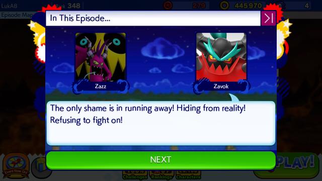 File:Sonic Runners Zazz Raid event Zavok Cutscene (7).png