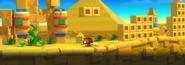 Speed Race 3 - Desert Ruins - Zone 4 - Screen 1