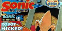 Sonic the Comic Issue 35