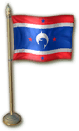 SU Adabat Miniature Flag
