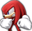 Sonic Rivals 2 - Knuckles the Echidna