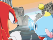 Ep32 Knuckles and Chao