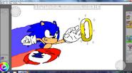 Sonic the Hedgehog By Metal