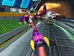 Sonic Riders - NiGHTS - Level 2