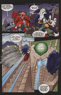 Sonic X issue 29 page 3
