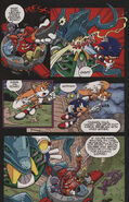 Sonic X issue 29 page 4