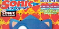 Sonic the Comic Issue 45