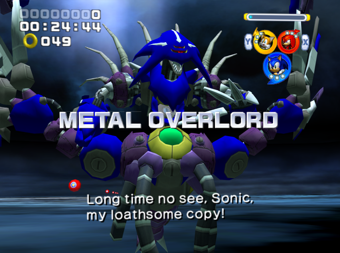 Metal Overlord | Sonic News Network | Fandom powered by Wikia
