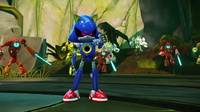 Sonic Boom RoL profile