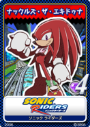 Sonic Riders - 13 Knuckles the Echidna