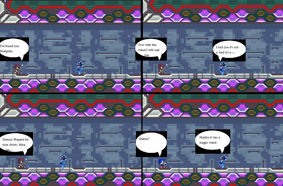 Sonic 06 Tie-In 25