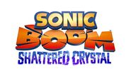 Sonic Boom: Shattered Crystal Logo