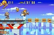 Tails and Cream (Sonic Advance 3)