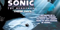 Archie Sonic the Hedgehog Issue 222