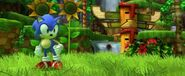Sonic Generations - Green Hill - Game Shot - (8)