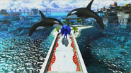 Sonic Generations Seaside Hill