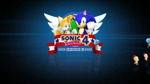 Sonic the Hedgehog 4 Episode II Launch Trailer