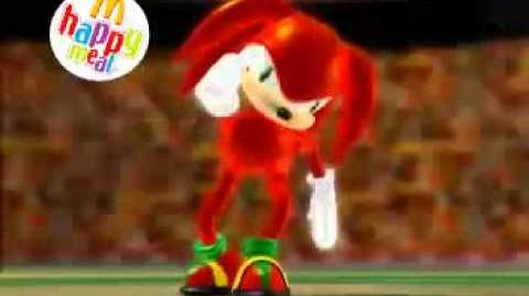 Hilariously Bad Pakistan Sonic Heroes Happy Meal Commercial - 2004