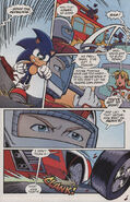 Sonic X issue 20 page 3