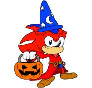 Lightning Halloween Costume