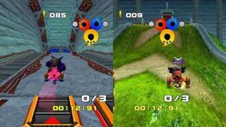 Sonic Heroes - Seaside Course