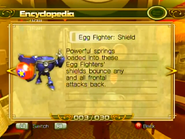 Egg Fighter Shield Spring