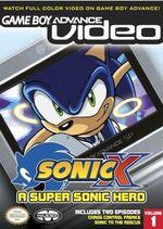 Sonic X a Super Sonic Hero
