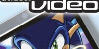 Sonic X: A Super Sonic Hero (Game Boy Advance)