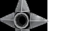 Shuriken star
