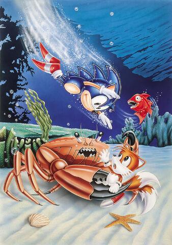 File:Sonic Hedgehog 2 - Artwork - (4).jpg