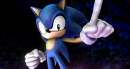 Super Smash Bros. Brawl - Character Intro - Sonic