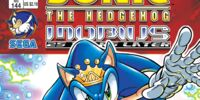 Archie Sonic the Hedgehog Issue 144